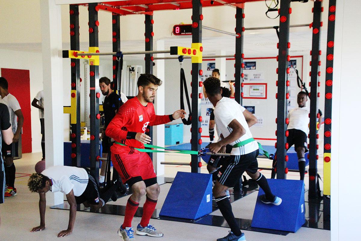 L'univers Zainok Training est destiné aux salles et aux coachs sportifs qui veulent innover dans leurs pratiques.